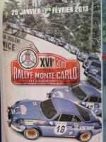 2013 Assistance Monte Carlo Historique