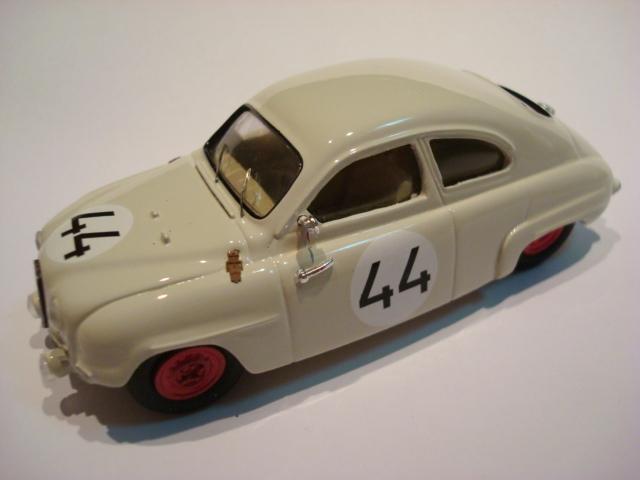 SAAB 93 1955 Monte Carlo 43éme Fabrication Topmodel Coll