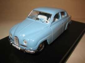 SAAB 96 1962 bleue clair 43éme