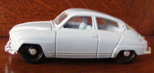 Saab 96 43éme