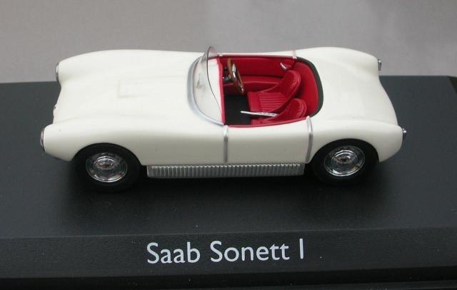 SAAB Sonett I 43éme