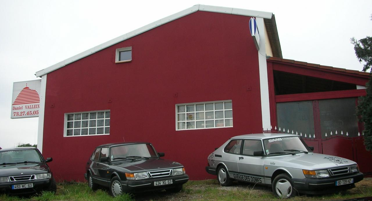 Puy de d me voiture saab tourisme france auvergne beaumont for Garage saab argenteuil